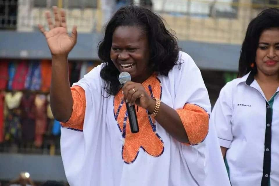The murder of Rongo University lady is lesson to girls, leave sponsors alone- MP Gladys Wanga