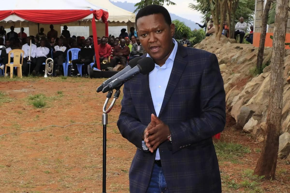 Governor Mutua threatens to expose faces behind maize scandal a day after court nullifies his election