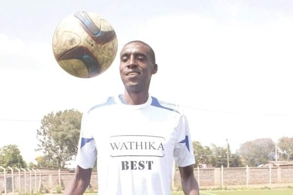 Sonko comes to the rescue of ailing former Harambee Stars defender George 'Jojo' Waweru
