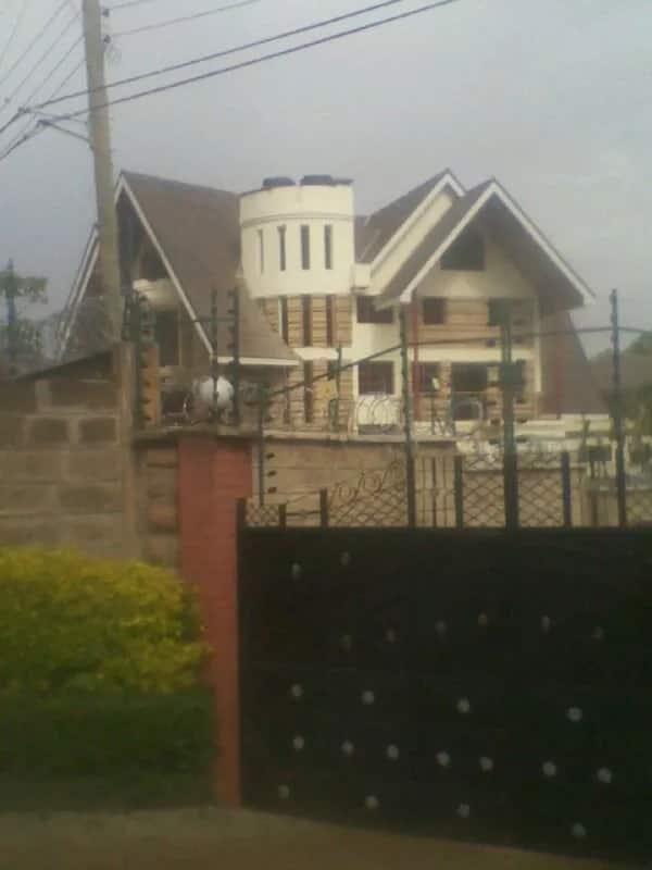 Julie gichuru house