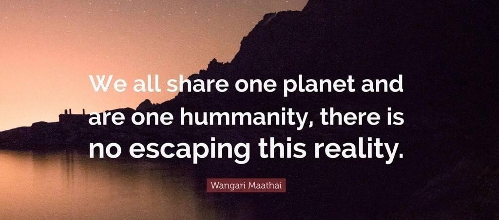 Wangari muta maathai quotes, Wangari maathai peace quotes, Wangari maathai quotes on forests