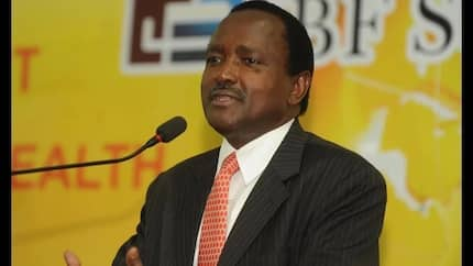 Wiper Party leader Kalonzo Musyoka's father dies in hospital