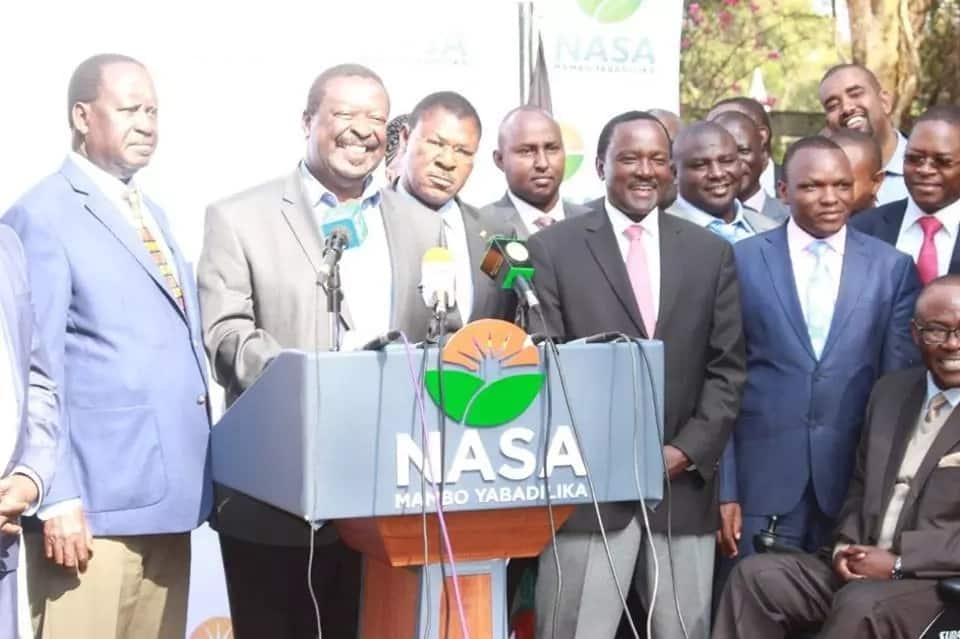 Raila flying out of the country as Uhuru intensify campaigns