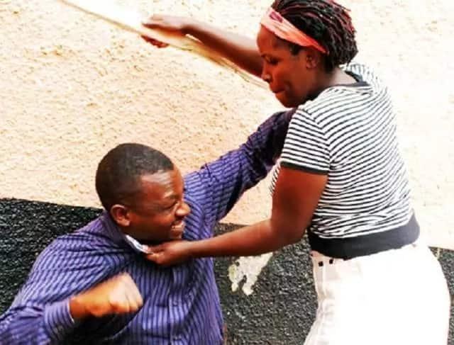 Utingo wa matatu apigwa kama burukenge na kina mama Nairobi