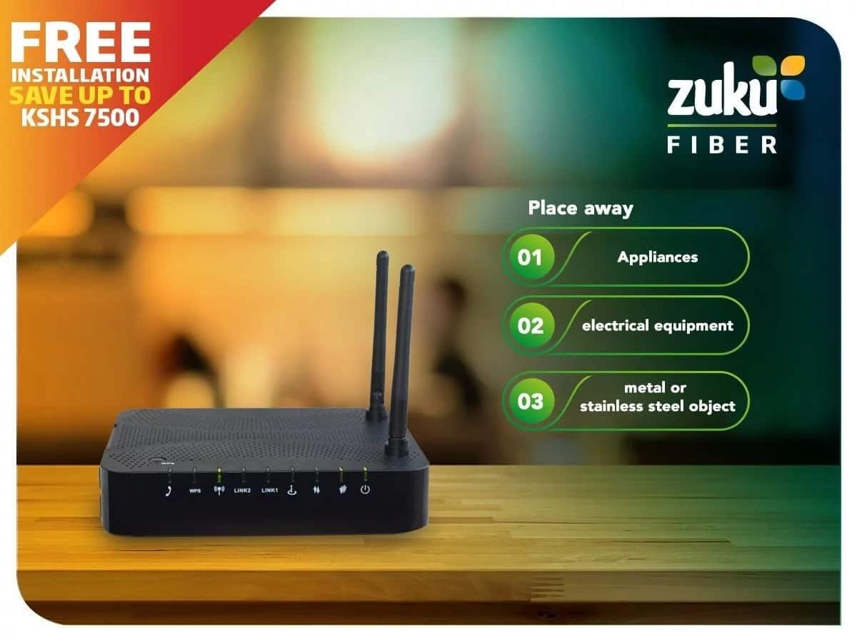 Zuku Internet Packages