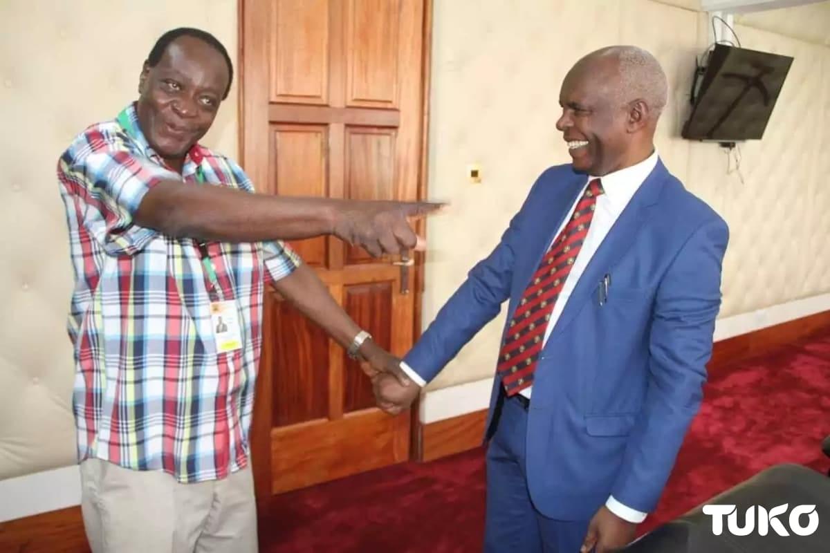 Picha 7 za gavana Kivutha Kibwana ambazo zinadhibitisha unyenyekevu wake