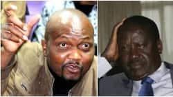 Britain is holding a war criminal, Raila belongs to the ICC - Moses Kuria