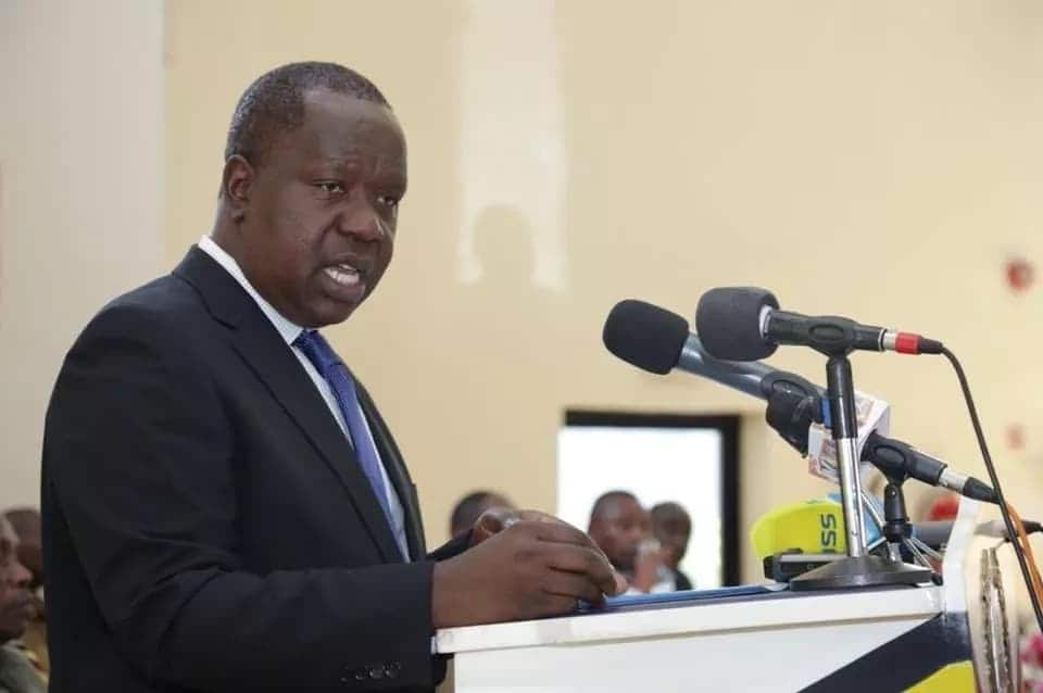 CS Matiang'i denies his family is involved in sugar business