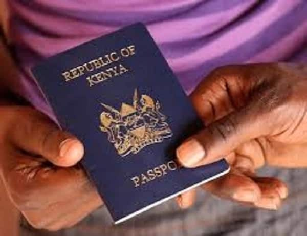 Kenyan passport visa free countries