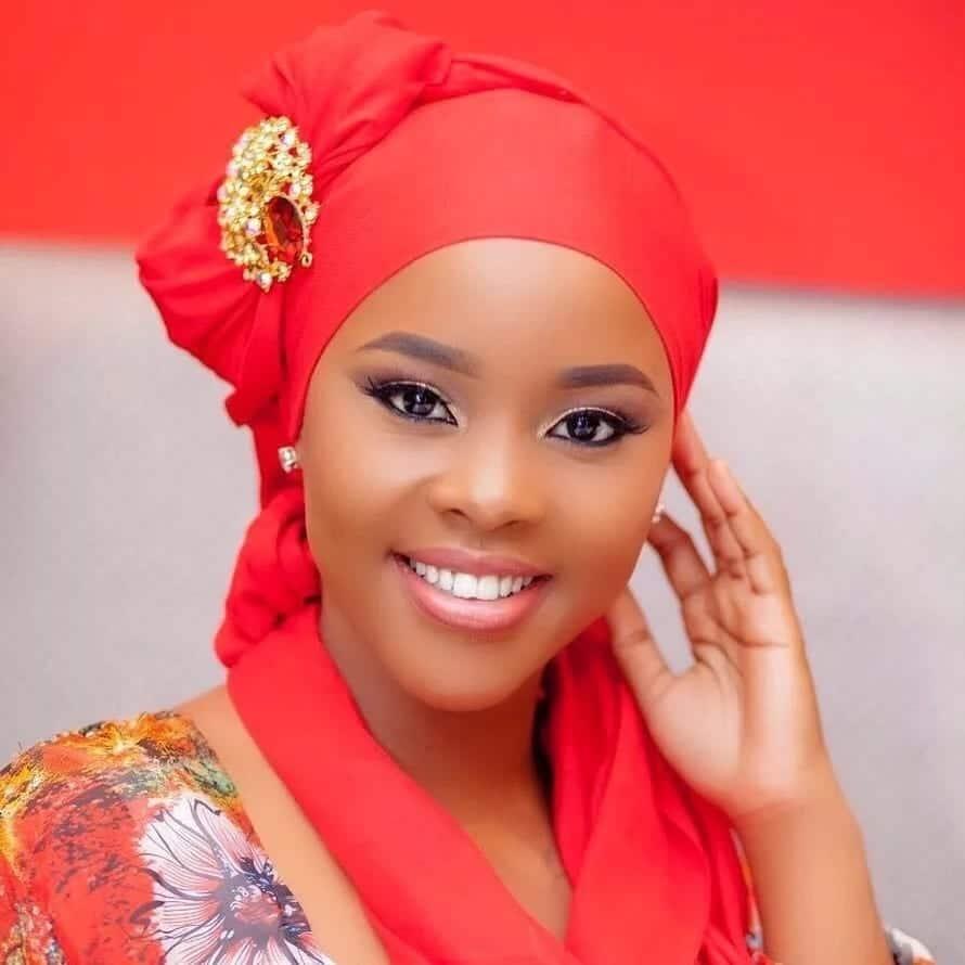 Tanzanian lady