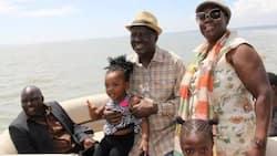 Raila Odinga's sister facing arrest, after harassing IEBC officials