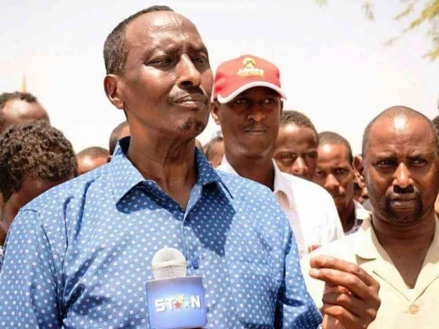Supreme Court suspends nullification of Wajir governor's election