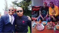Rapa DNA maarufu kwa wimbo 'Banjuka' apoteza mwanawe