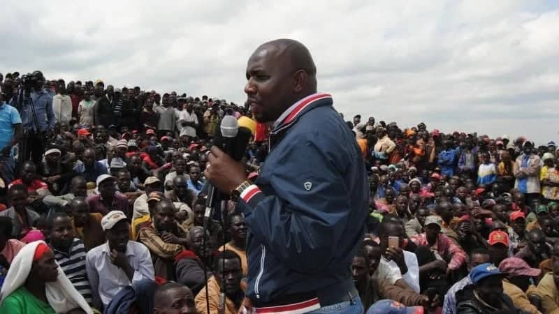 Murkomen is diverting Kenyans attention from lifestlye audit - ODM MP John Mbadi