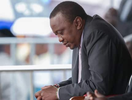 The two parties that could have sunk Uhuru's presidency
