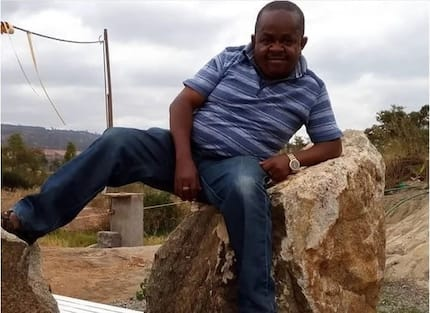 REVEALED: Inside Inspector Mwala's life