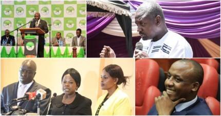 IEBC commissioners cheated Uhuru, must be punished severely - Musalia Mudavadi