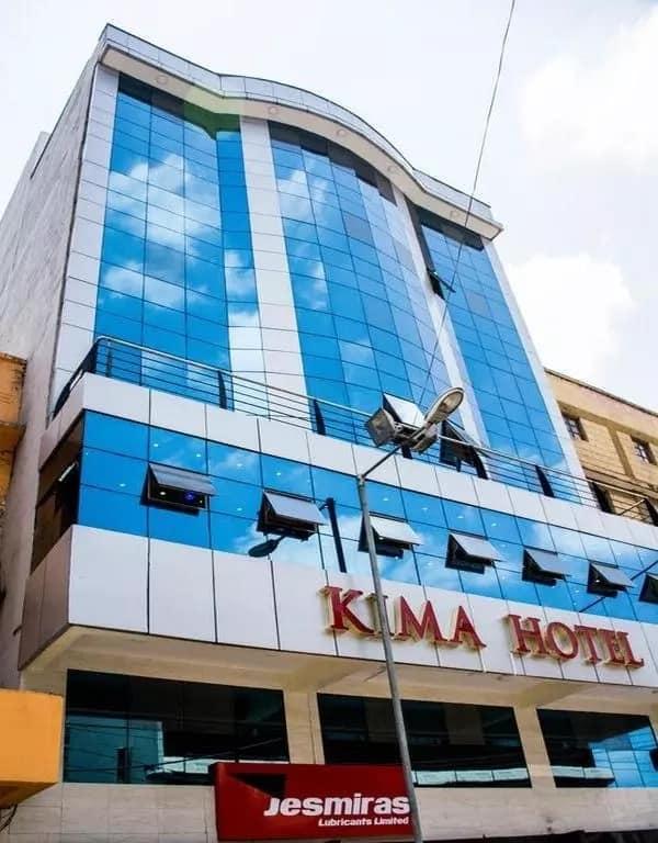 Kima Hotel. Budget hotels in Nairobi