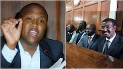 Kenya Power bosses did not steal on behalf of Kalenjins, let them carry own cross - Alfred Keter