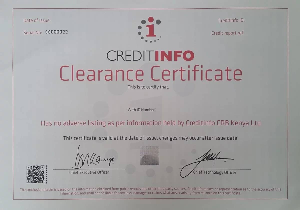How to Get Clearance From CRB Kenya Online Without Hassle in 2019