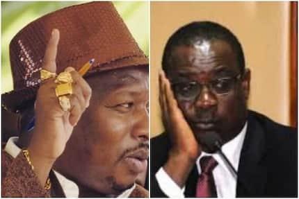 Sonko awaachisha kazi baadhi ya maafisa wakuu wa kaunti ya Nairobi kwa kudai walizungumza na Kidero, kisiri