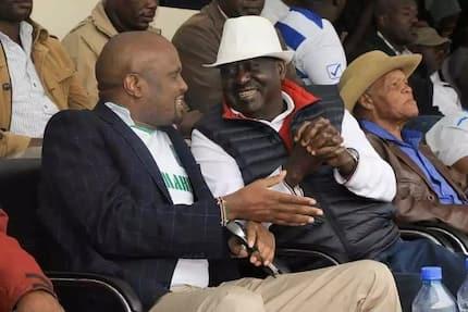 Gor Mahia should stop begging money for airtickets - Moses Kuria