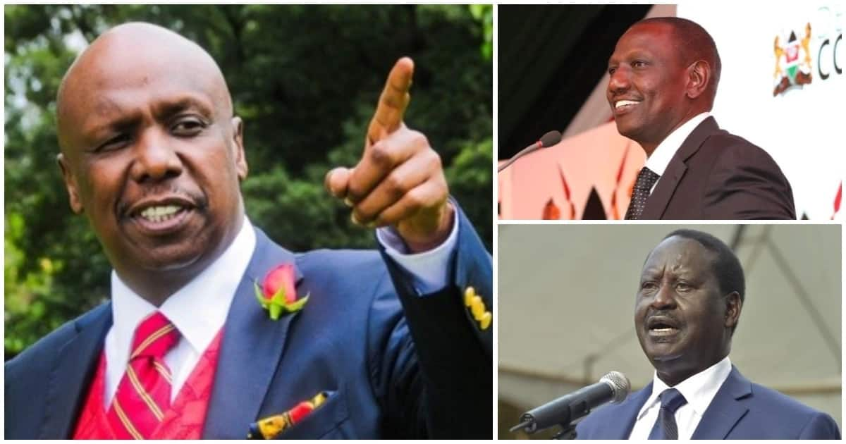 William Ruto impromptu meeting with retired president Daniel Moi aborts