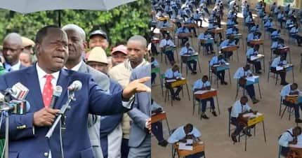 Matiang'i suspends leave for all police officers due to KCSE, KCPE exams