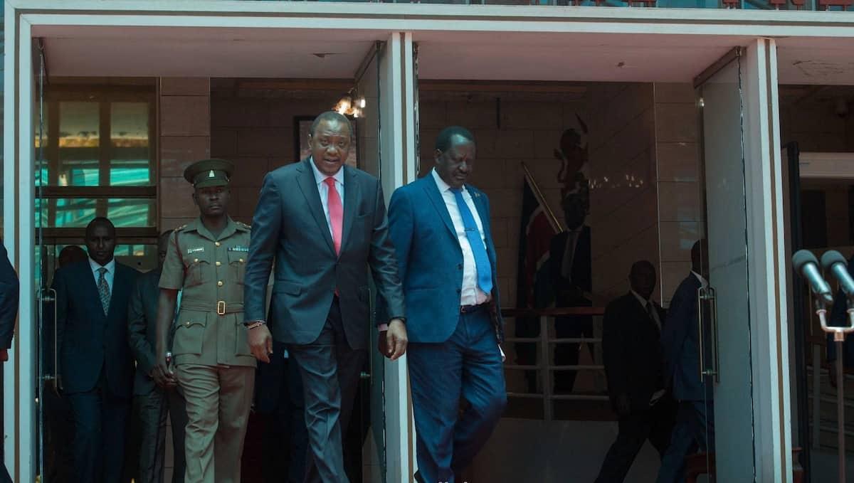 Salamu ya Raila na Uhuru inafanya kazi Nyanza, hili ni thibitisho