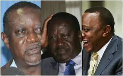 Raila's brother put on the spot over claims of Uhuru's secret political activities in Nyanza