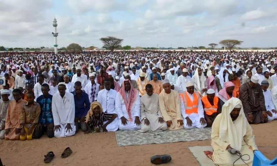 Ramadan 2018 in Kenya ends