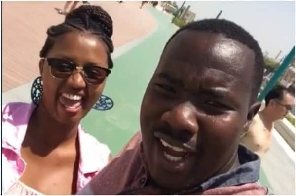Mkewe Willis Raburu ni mjamzito? Hizi picha zake zazua maswali