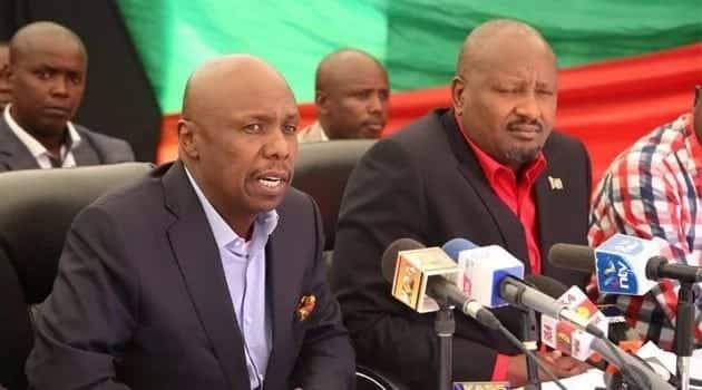 KANU leader Gideon Moi endorses referendum, says Kenyans' voices must be heard