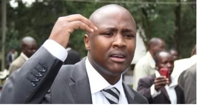 Oscar Sudi wa Jubilee asema kuwahusisha Uhuru na Ruto katika kesi ya Keter ni makosa