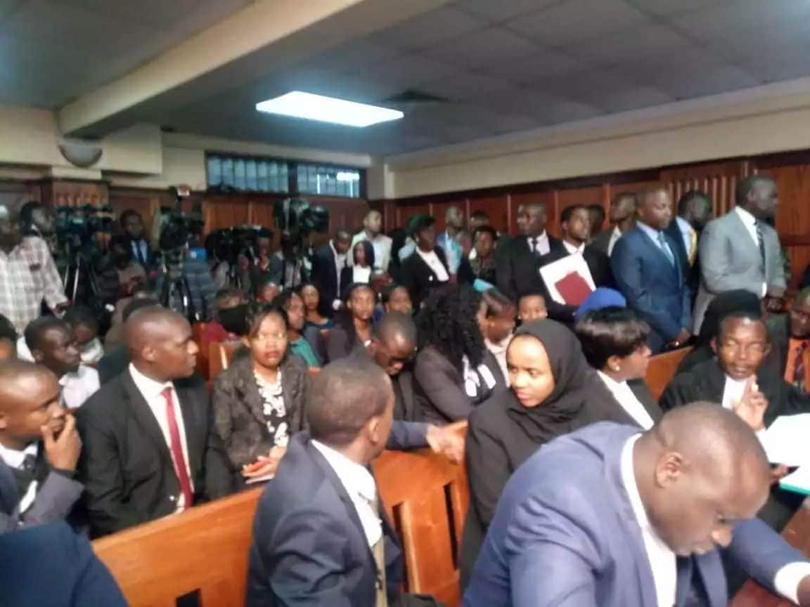 DPP wants Jacque Maribe barred from anchoring news while facing murder charge