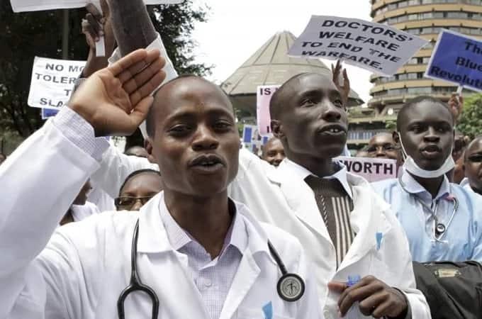 Madaktari katika hospitali ya Kijabe wafichua jinsi waliwaacha watoto kufariki tu wakati wa mgomo wa madaktari 2017