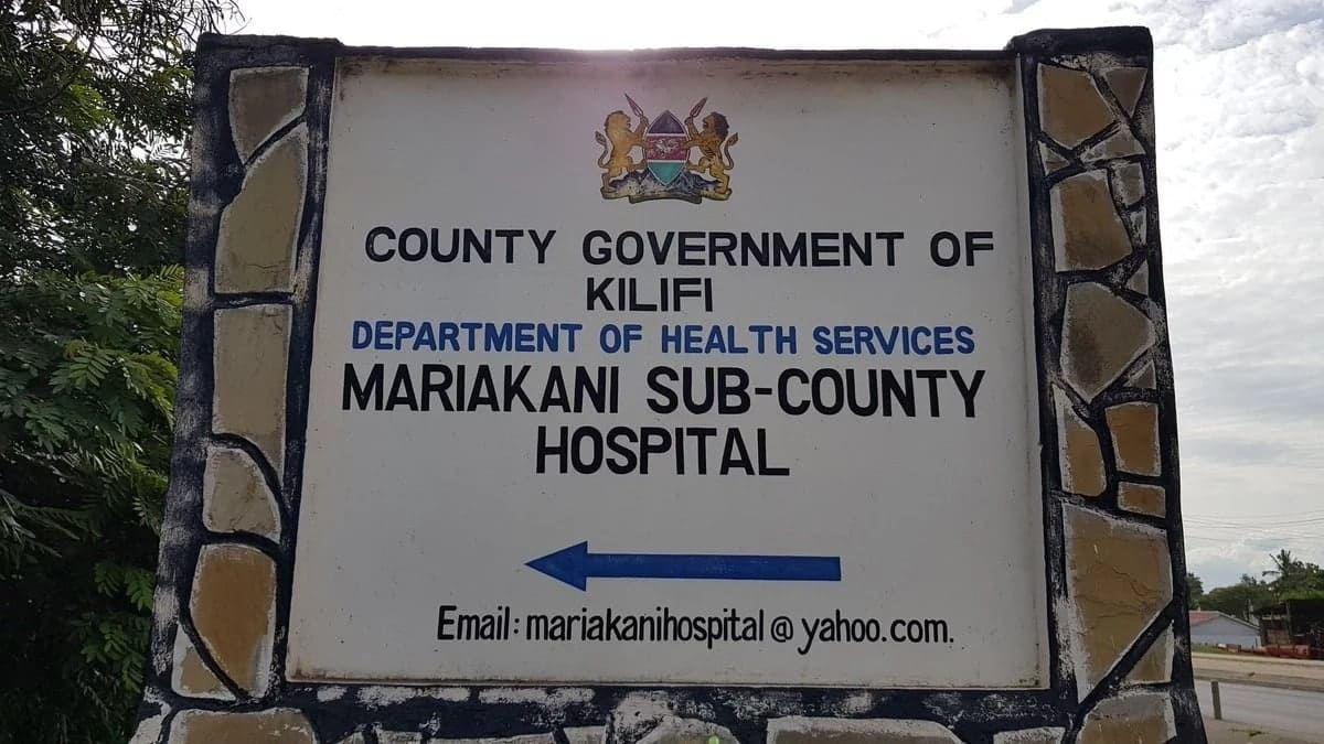 Patient detained at hospital after MP abandons her