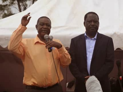 MP dares Raila's brother - Oburu Odinga - to a political duel