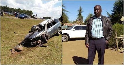 Uasin Gishu Governor mourns Eldoret businessman who helped him beat close competitor Buzeki to regain seat
