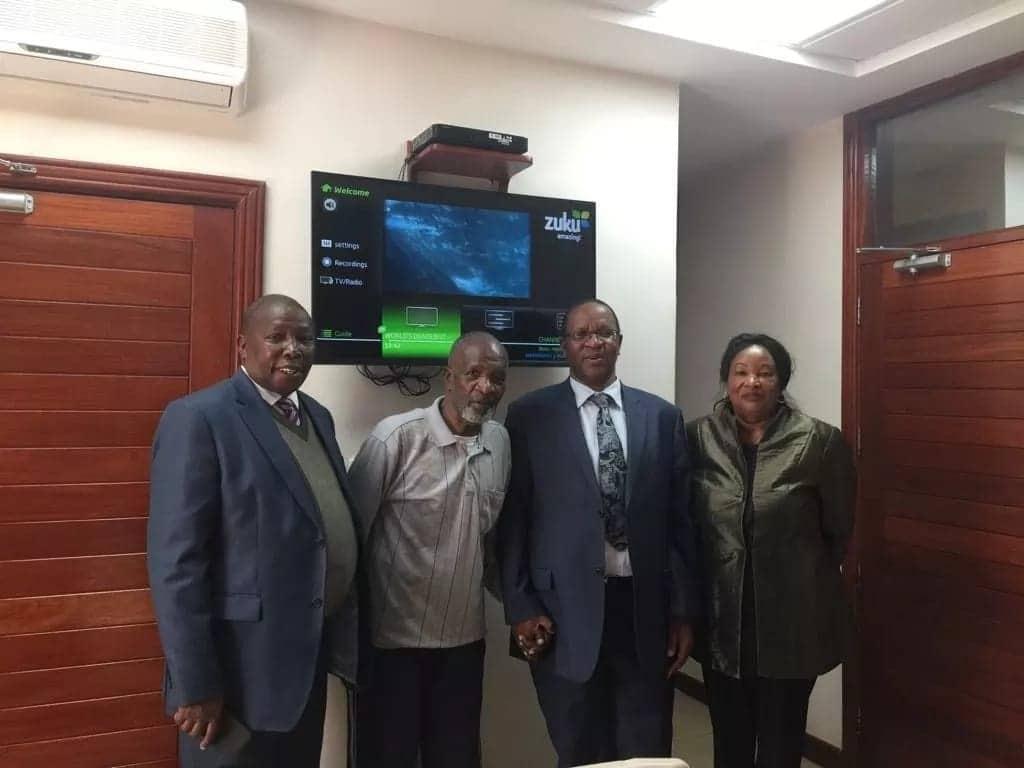 Rais Uhuru alimpia bili ya hospitali msanii mkongwe wa Kikuyu aliyelezwa MP Shah