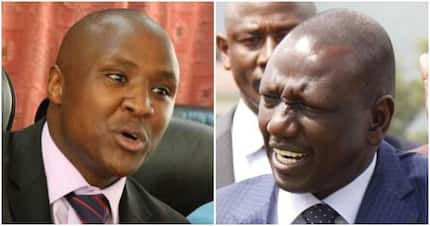 Section of Rift Valley MPs claim William Ruto is planting 500,000 acres of maize in Congo