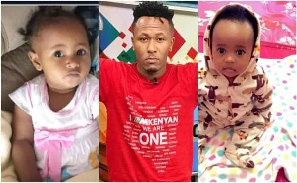 DJ Mo finally adresses the rumour that he fathered DJ Pierra's daughter