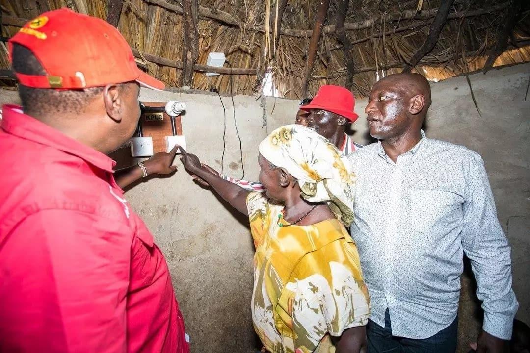 Ripoti ya Uhuru iliyosema 78% ya Wakenya wana umeme sio kweli – Ripoti