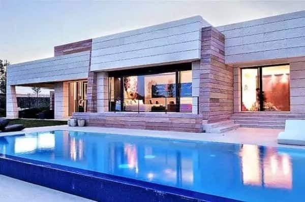 Cristiano Ronaldo house that is worth millions, Spanish mansion and luxurious cars