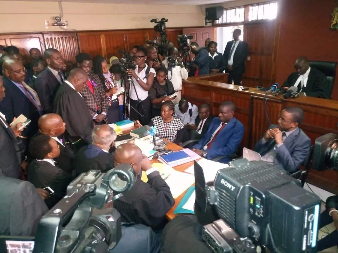 Where is Miguna Miguna? Police fail to produce him in court again
