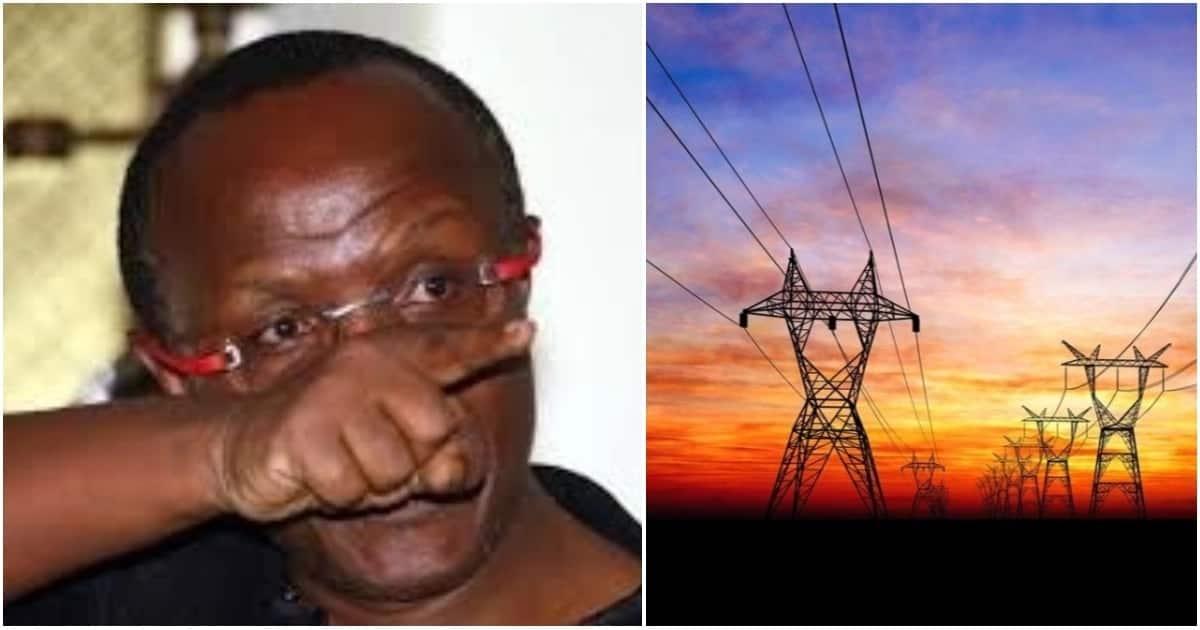 At least KSh 150 billion was stolen at Kenya Electricity Transmission Company - David Ndii