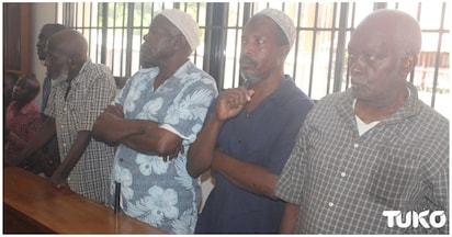 Malindi court slaps 6 elderly men with KSh 120 million bond over land fraud charges