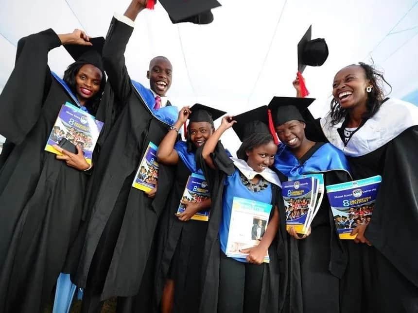 Mount Kenya University virtual campus