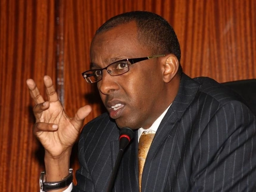 So Kenya was burning because of Raila Odingas grievances? Ahmednasir Abdullahi