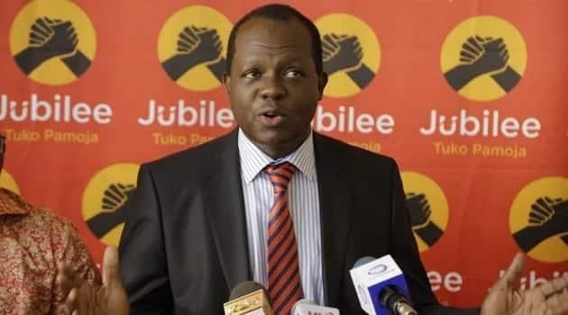 Kenya's judiciary is an extension of NASA - Jubilee secretary general